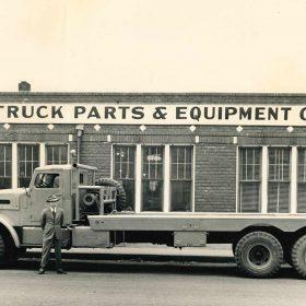 WR Murfin – Oil Field Truck
